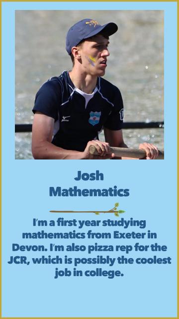 Josh - Mathematics